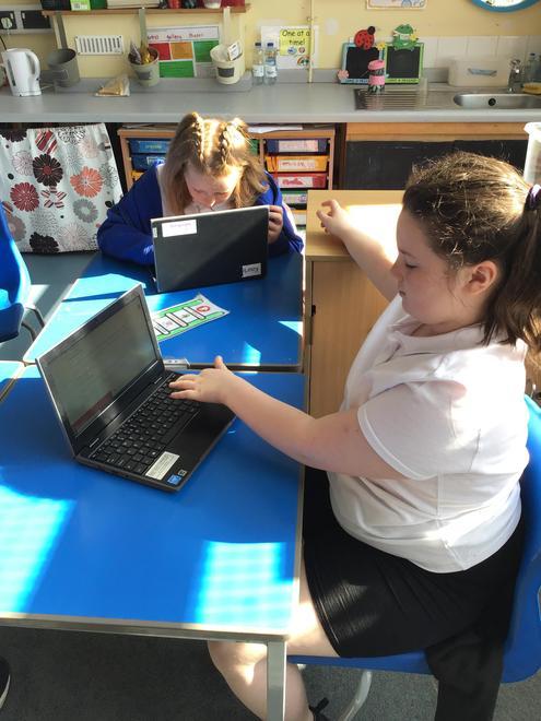 Using digital technologies