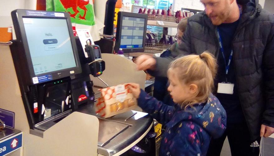 Learning to do our shopping