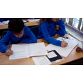 Using the text to identify the missing punctuation