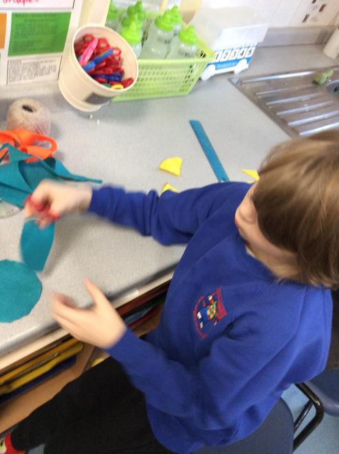 Piecing the petals together