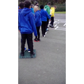 Team Building - Crossing the river