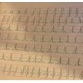 Lovely handwriting Bobby