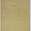 Beautiful poem Kiran