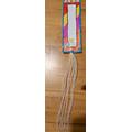 Blanca's bookmark