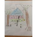 Leon's tree house