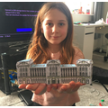 Ayla has built Buckingham Palace
