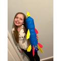 Great rocket Amelia