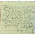Raoul's persuasive letter