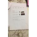 Soha - well done in Maths