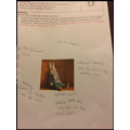 Naomi's lovely annotations