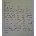 Interesting diary entry Jared