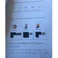 Ayla's maths - solid!
