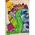 Soha's colourful Art - lovely