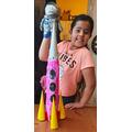 Superb rocket Kiran