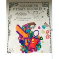 Ayla's Tom Gates doodle