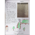 Macey's English - well done