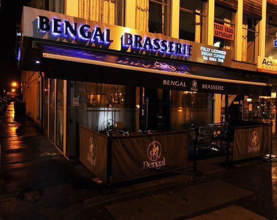 Thank you to everyone who came along to the PSA Curry Night at The Bengal Brassiere on Tuesday - we had a great night's food and craic and also raised £400!