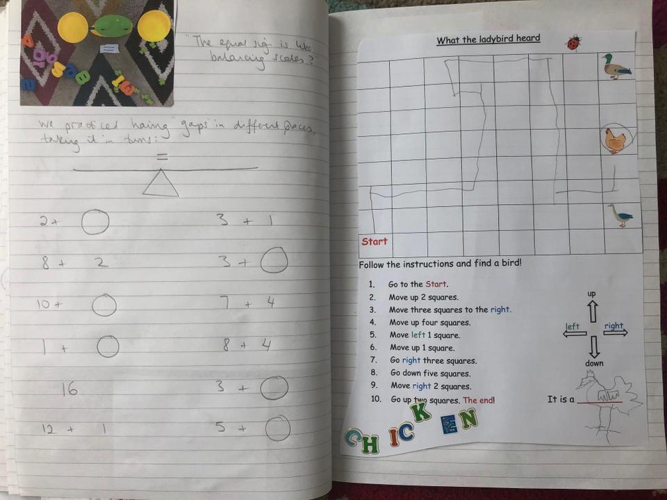 Milo's amazing maths