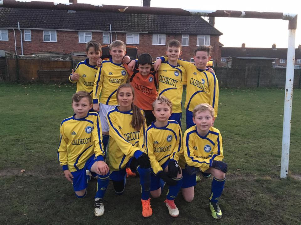 Open Football Team