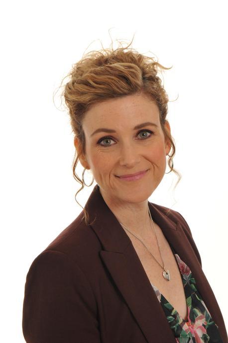 Mrs. Rebecca Scholz - Headteacher