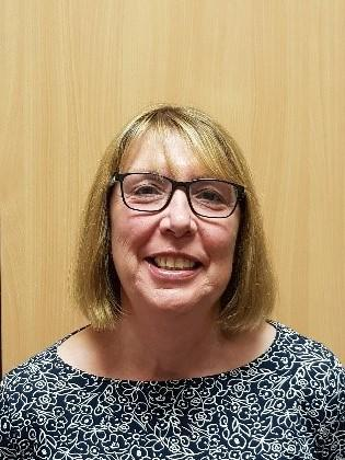 Mrs. Sue Southward - Teaching Assistant