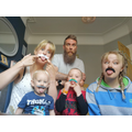 We have had fun with a moustache photo challenge!