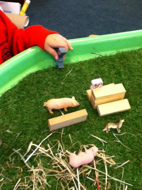 Retelling the Story of the Three Little Pigs
