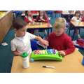 Composing music inspired by the ocean