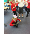 The head balancing challenge