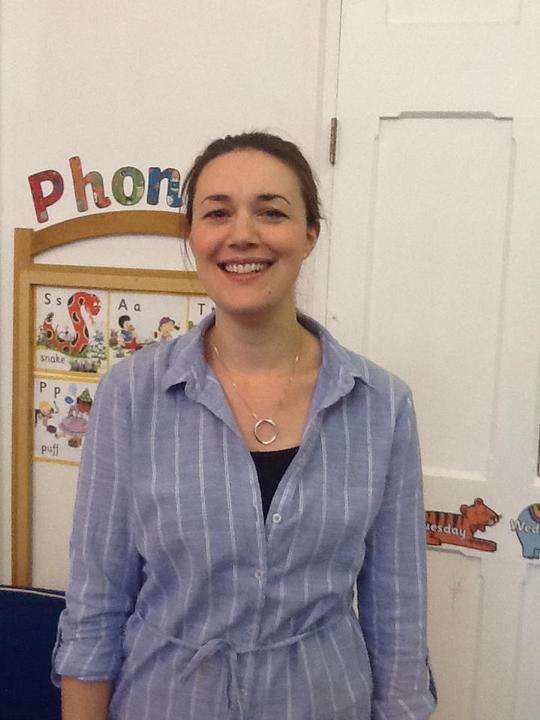 Mrs Wilford ~ Class 1 Teacher & EYFS Lead
