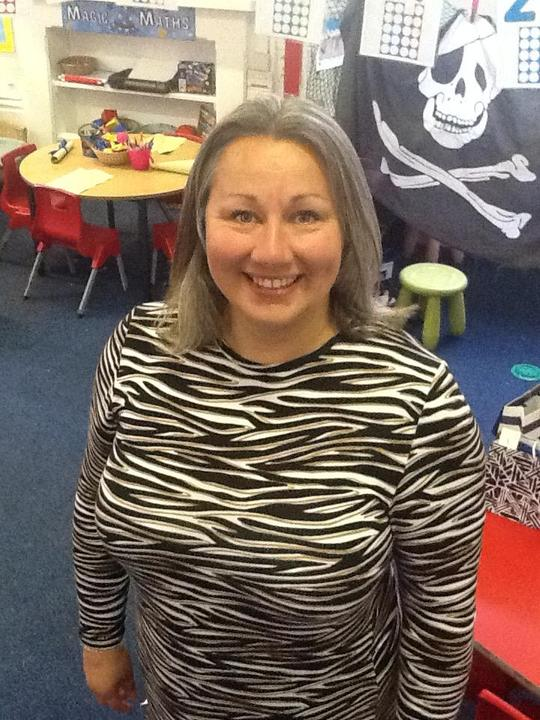 Mrs Peck ~ Class 1 Teaching Assistant