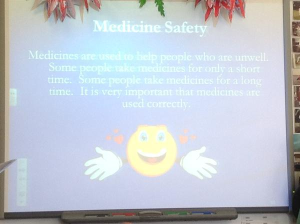 Medicine Safety in Year 2