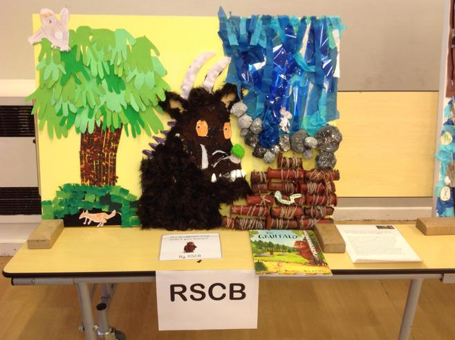 The Gruffalo by RSCB.