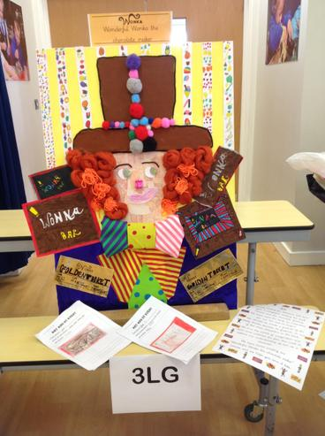 Charlie And The Chocolate Factory by 3LG.