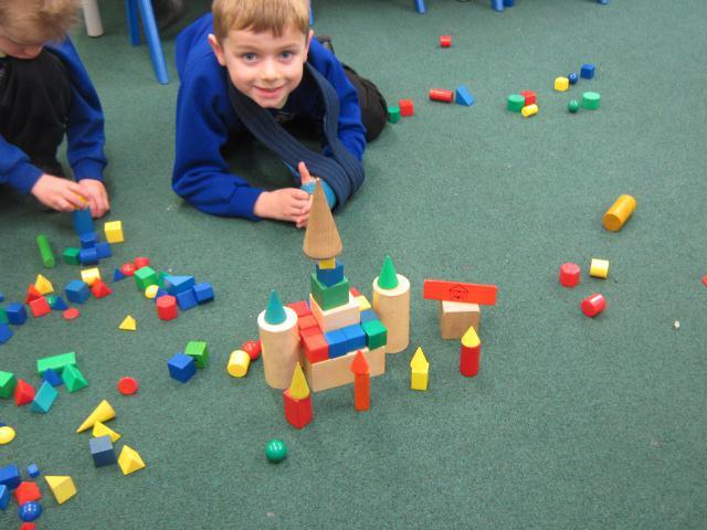 a super model building by Jack!