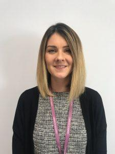 Miss Webb - School Business Manager