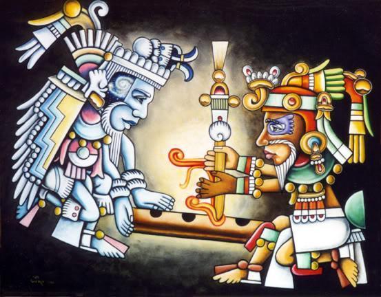 Oh the amazing Maya civilisation!