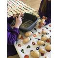 Peeling potatoes 🥔