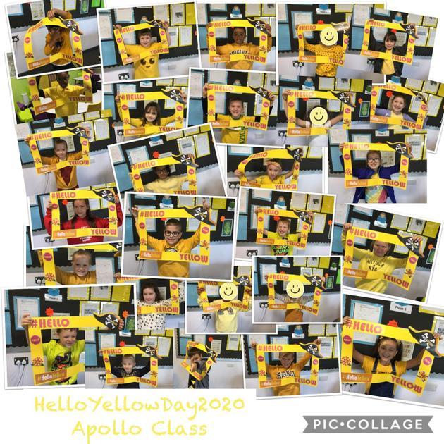 Hello Yellow Day 2020