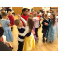 Beauty and the Beast waltzing!