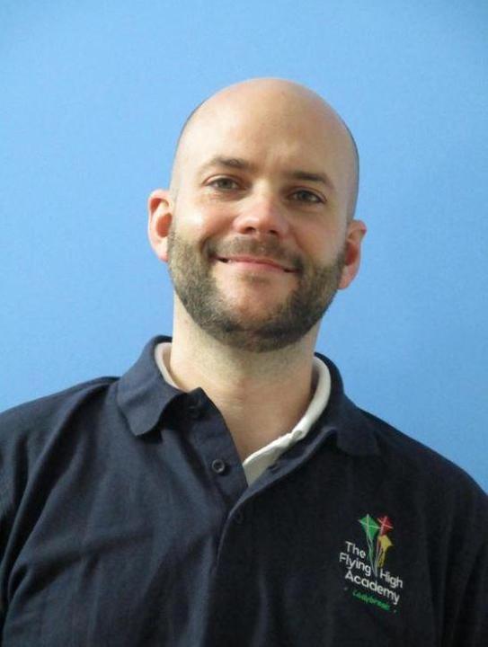 Tony Warsop- Executive Head Teacher