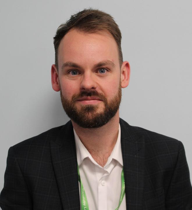Shaun Hewlett Year 3/4 Phase Leader