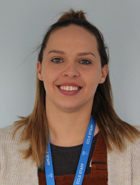 Jodie Walters F2 Teaching Assistant