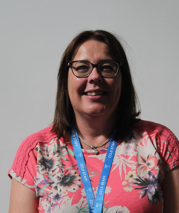 Paula O'Donnell Y6 Teaching Assistant