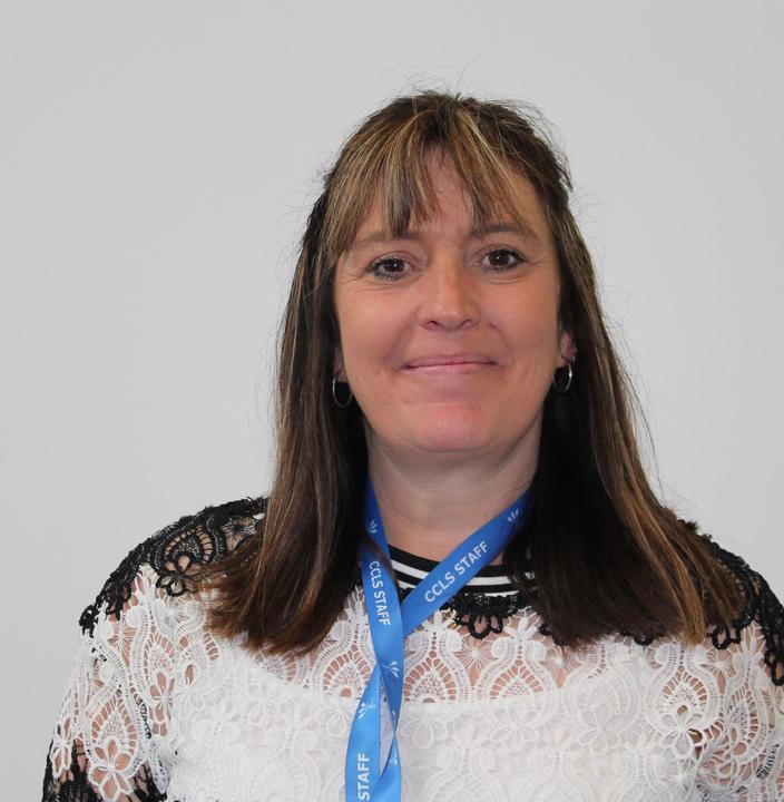 Paula Alderton: Teaching Assistant