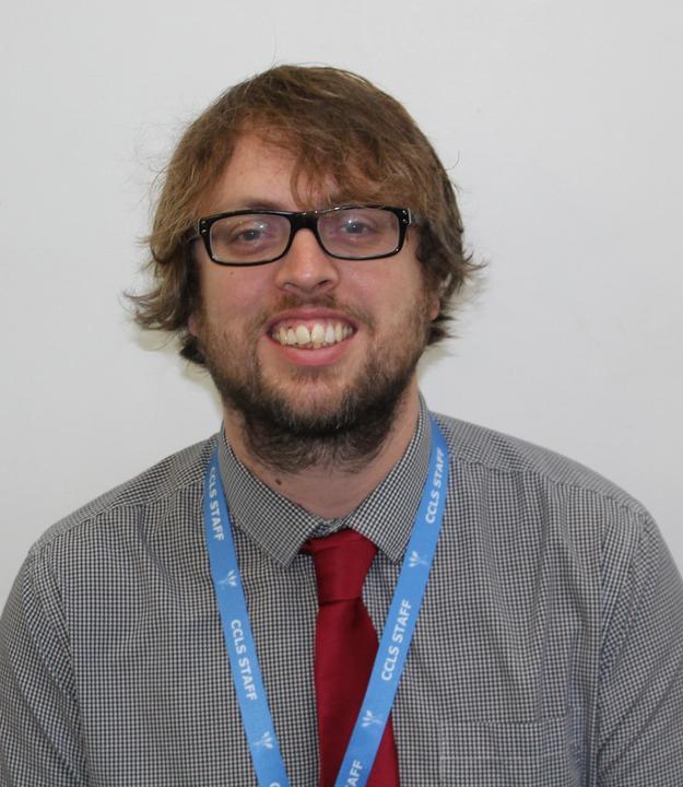 Adrian Durrant: Y5 Teacher & Deputy Head