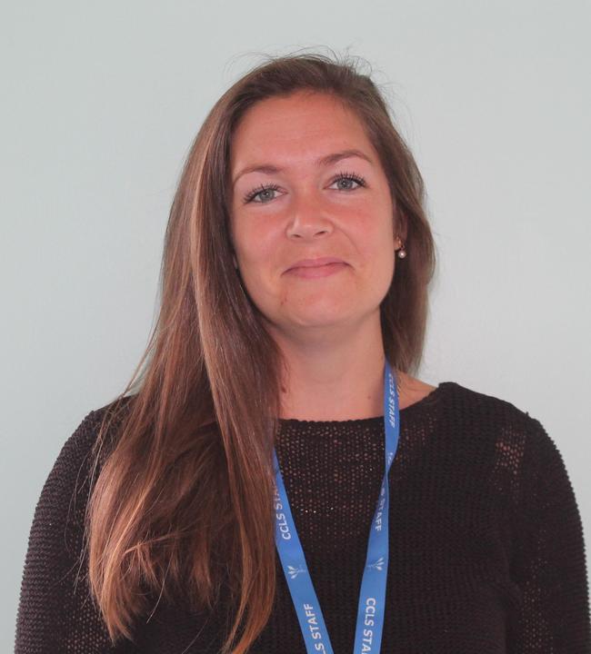 Jacolyn Dupak (Teaching assistant)