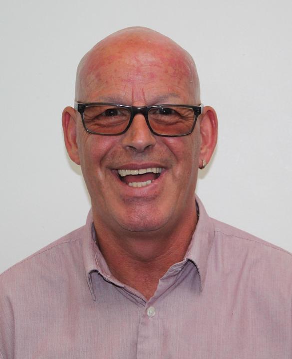 Paul Clark Site Manager