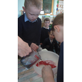 We followed instructions to make jelly!