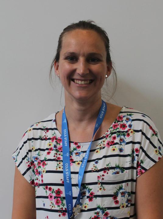 Gemma Rolley 5RS Teacher